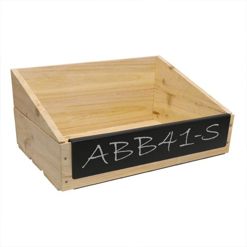 Wooden Chalkboard sign   Hangs on front 