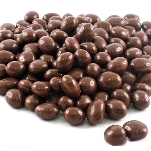 Chocolate coated Sultanas 1Kg Bag
