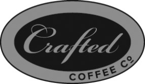 Crafted Coffee Logo