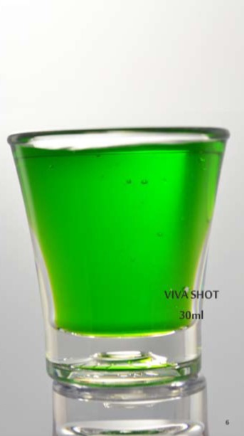 Viva Shot Glass 30ml