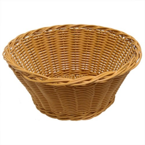 Wicker Basket round Single